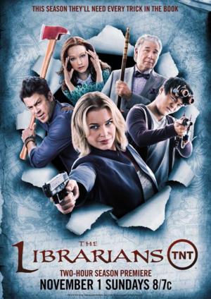 The Librarians - Season 2 - Poster