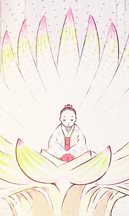The Tale of The Princess Kaguya phone background