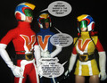 The Teenagers of Voltes V