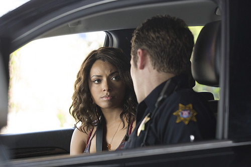 """The Vampire Diaries TV ipakita wolpeyper possibly with an automobile called The Vampire Diaries """"Never Let Me Go"""" (7x02) promotional picture"""