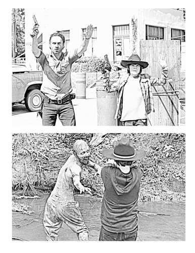 The Walking Dead Images The Walking Dead Coloring Pages