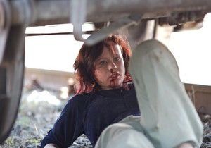 Thora Birch as Alex in Train