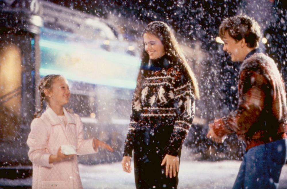 all i want for christmas movie 1991 cast