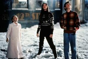 Thora Birch as Hallie O'Fallon in All I Want for Christmas