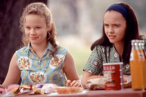 Thora Birch as Teeny in Now and Then