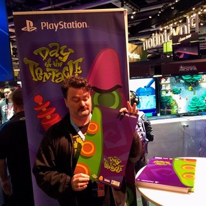 Tim Schafer at PAX