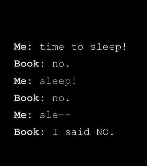 Time to Sleep!