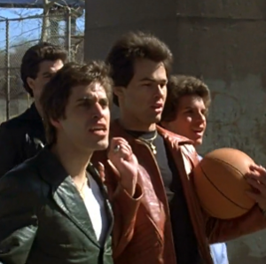 Tony, Joey, Double J and Bobby C