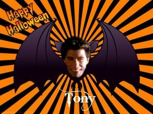 Tony Manero Halloween