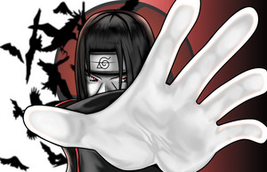 UCHIHA ITACHI kwa THE BLACK ROSE OF UCHIHA ITACHI