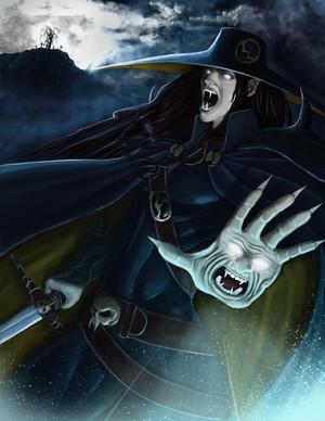 Vampire Hunter D sa pamamagitan ng yoshdestroys d30wviu