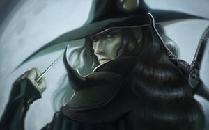 Vlad as Vampire Hunter D