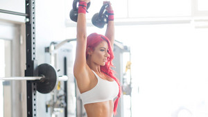 WWE Body Series - Eva Marie