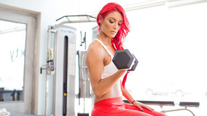 ডবলুডবলুই Body Series - Eva Marie