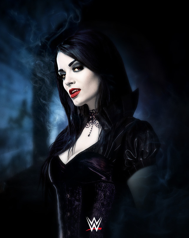 WWE's Monsters of the Mat - Paige