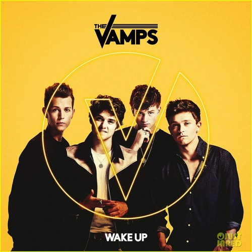 The Vamps wallpaper called Wake Up