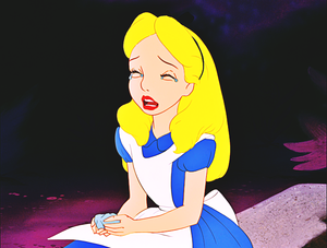 Walt disney Screencaps - Alice