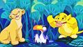 Walt Disney Screencaps - Nala, Zazu & Simba - walt-disney-characters photo