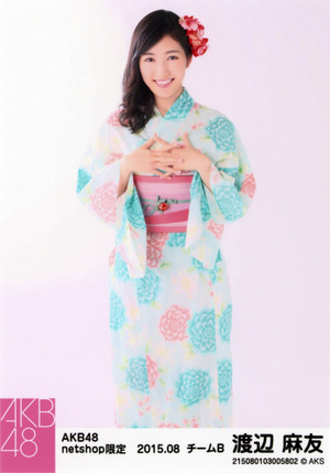 Watanabe Mayu 2015