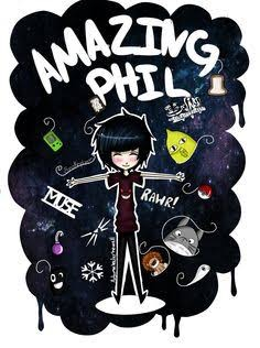 Amazing Phil wallpaper titled We heart phil