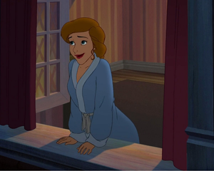 Wendy Darling Grown up