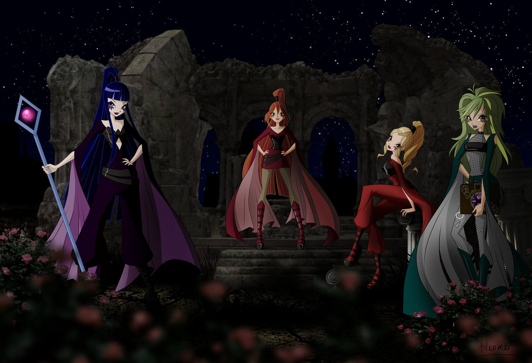 Winx Witches