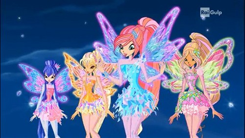 o clube das winx wallpaper titled Winx club (Season 7)