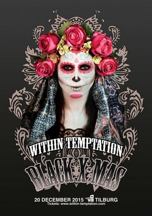 Within Temptation Black क्रिस्मस