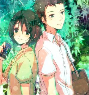 Yukari and Takao