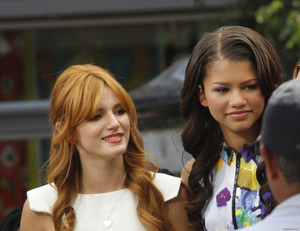 Zendaya and Bella Thorne images Zendaya and Bella Thorne ...