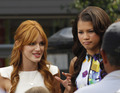 Zendaya and Bella Thorne