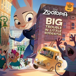 Zootopia Book Covers