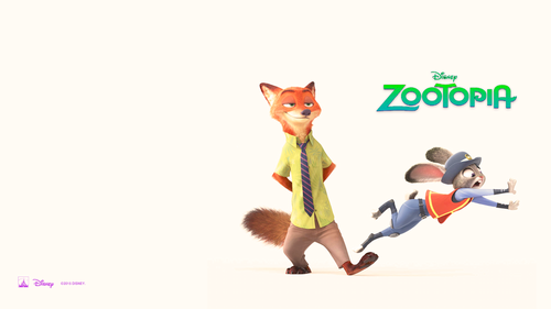 Disney's Zootopia Hintergrund titled Zootopia Hintergrund