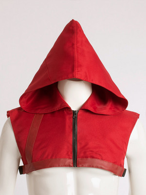 animecosplays.com is selling the green arrow oliver queen america red arrow cosplay costume hood