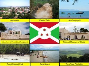 burundi collage