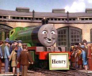 crosseyed henry