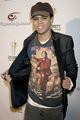 diana ross's son evan ross got his michael jackson shirt on - michael-jackson photo