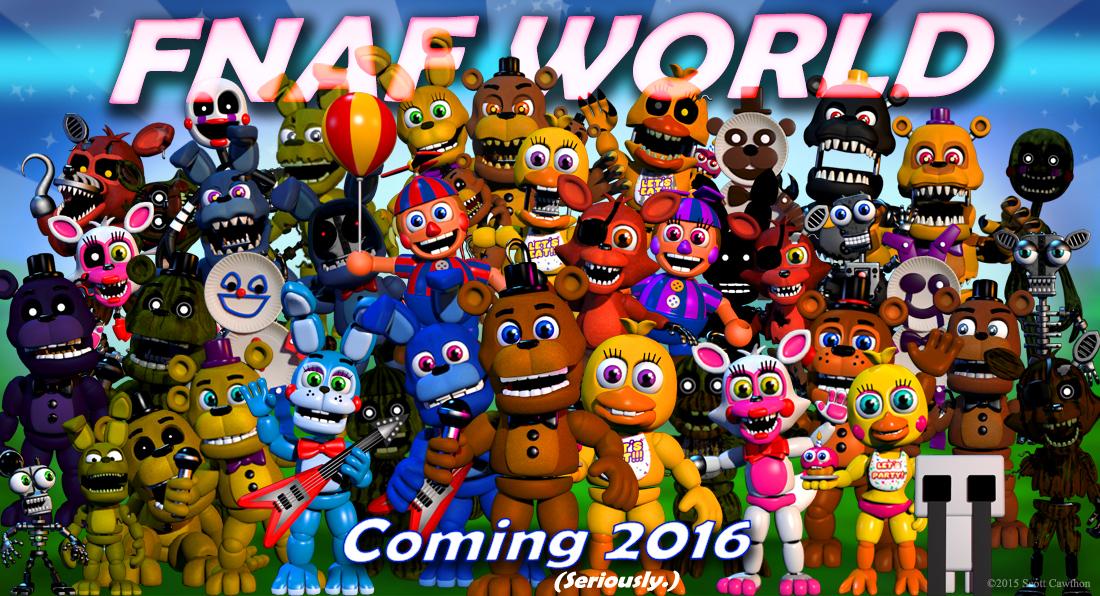 fnafworld  update (again)