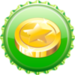 gold coin - joomla icon