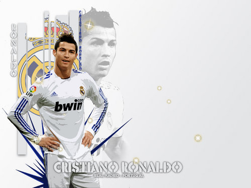 Cristiano Ronaldo wallpaper containing a wicket called image