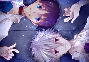kaworu and shinji