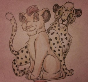 kion and fuli