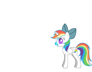me in pony form