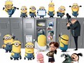 minions despicable me minions 35885070 500 375 - despicable-me-minions photo