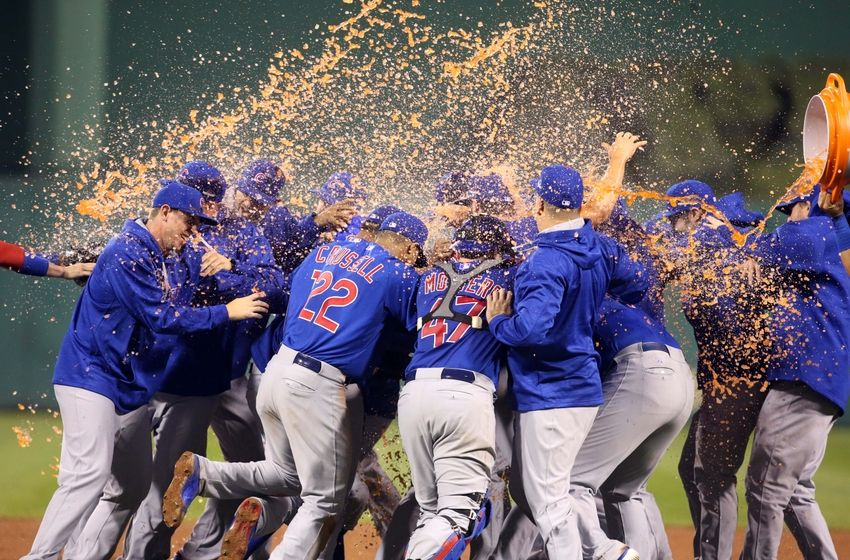 Chicago Cubs images mlb nl wild card game chicago cubs pittsburgh pirates 850x560 HD wallpaper and background photos
