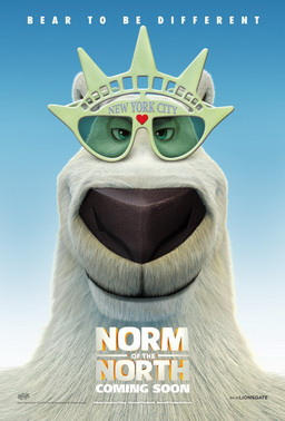 official Norm of the North teaser poster