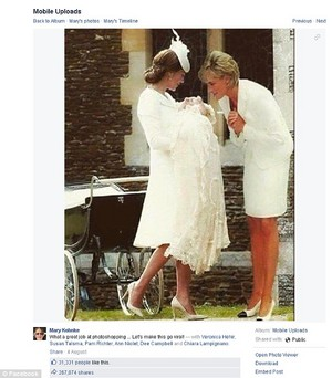 princess diana photoshop