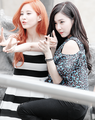 seohyun and fany💮  - girls-generation-snsd photo