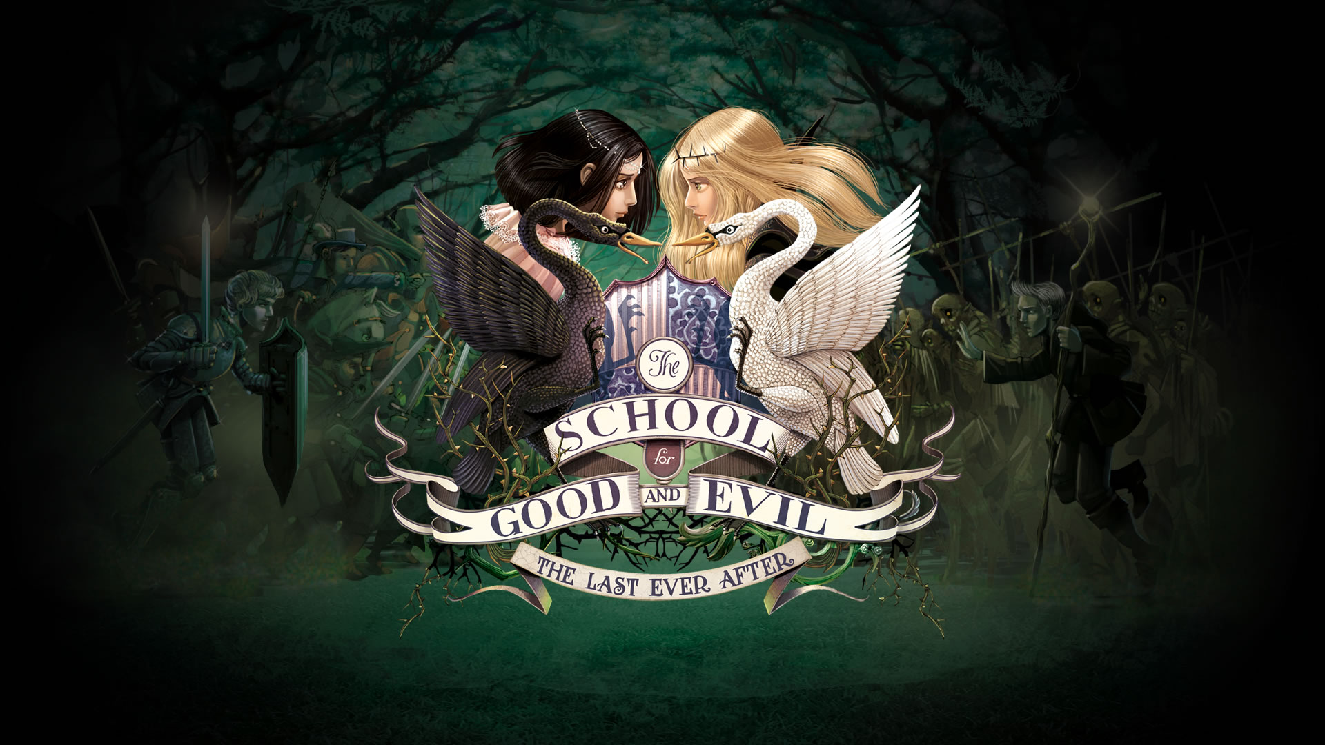 The School For Good And Evil Images Sge 3 Wallpaper 1920x1080 HD Background Photos