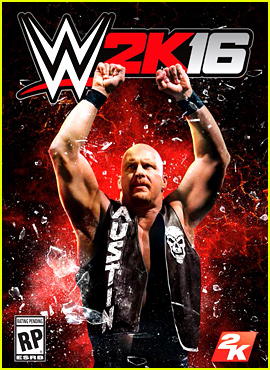 stone cold steven austin covers WWE 2k16